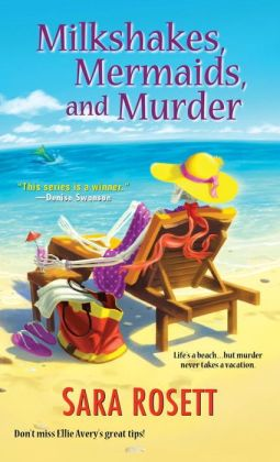 Milkshakes, Mermaids, and Murder (Mom Zone Series #8)