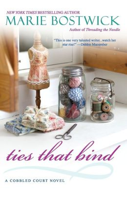 Ties That Bind (Cobbled Quilt Series #5)