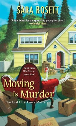 Moving Is Murder (Mom Zone Series #1)