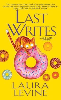 Last Writes (Jaine Austen Series #2)