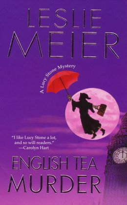 English Tea Murder (Lucy Stone Series #17)