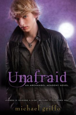 Unafraid (Archangel Academy Series #3)