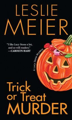 Trick or Treat Murder (Lucy Stone Series #3)