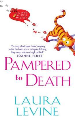 Pampered to Death (Jaine Austen Series #10)