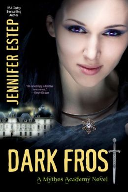 Dark Frost (Mythos Academy Series #3)
