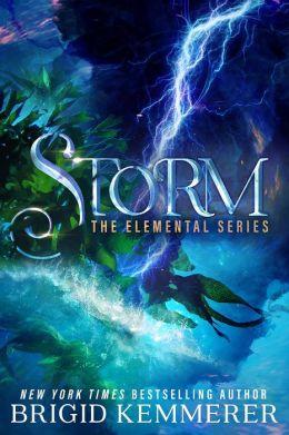 Storm (Brigid Kemmerer's Elemental Series #1)