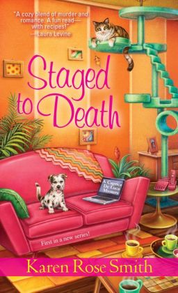 Staged to Death (Caprice DeLuca Series #1)