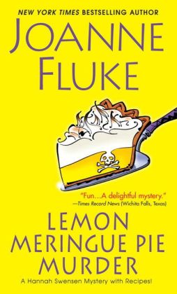Lemon Meringue Pie Murder (Hannah Swensen Series #4)