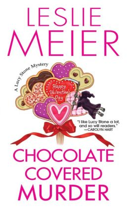 Chocolate Covered Murder (Lucy Stone Series #18)