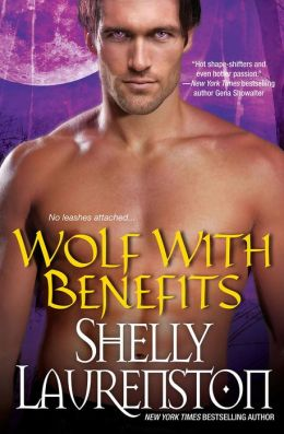 Wolf with Benefits (Pride Stories Series #8)