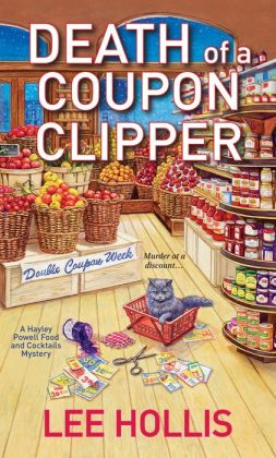 Death of a Coupon Clipper (Hayley Powell Series #3)