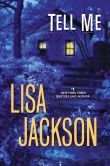 Book Cover Image. Title: Tell Me, Author: Lisa Jackson