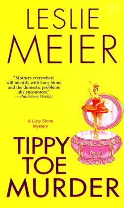 Tippy Toe Murder (Lucy Stone Series #2)