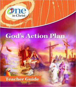 God's Action Plan Teacher Guide: ESV Edition