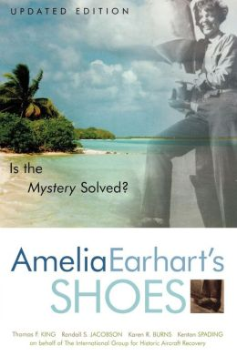 Amelia Earhart's Shoes
