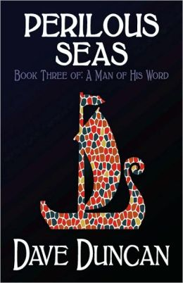 Perilous Seas (A Man of His Word Series #3)