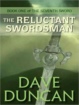 The Reluctant Swordsman (Seventh Sword Series #1)