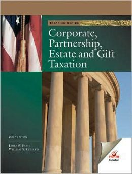 Corporate, Partnership, Estate and Gift Taxation: with TurboTax Business
