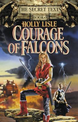 Courage of Falcons (Secret Texts Series #3)