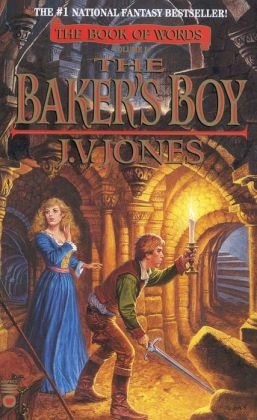 The Baker's Boy (Book of Words Series #1)