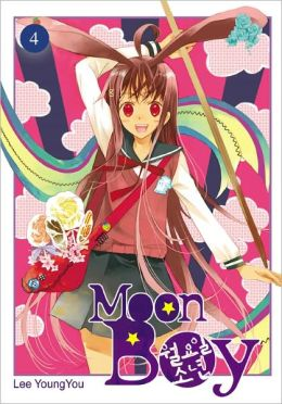 Moon Boy, Volume 4