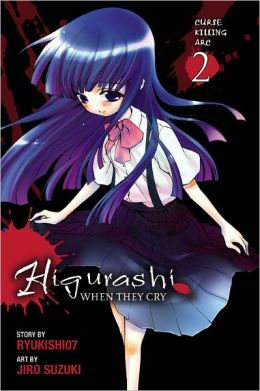 Higurashi When They Cry: Curse Killing Arc, Volume 2