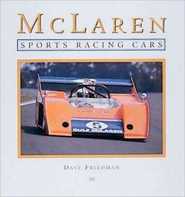 McLaren Sports Racing Cars