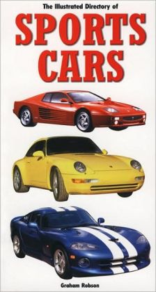 Illustrated Directory of Sports Cars (Illustrated Directory Series)