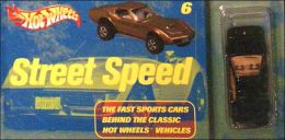 Hot Wheels Street Speed with car