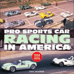 Pro Sports Car Racing in America