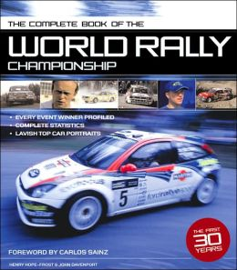 Complete Book of the World Rally Championship