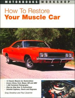 How To Restore Your Muscle Car (Motorbooks Workshop Series)