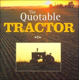 Quotable Tractor