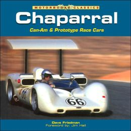 Chaparral: Can-Am & Prototype Race Cars