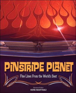 Pinstripe Planet: Fine Lines from the World's Best
