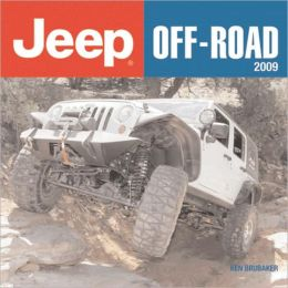 2009 Jeep Off-Road Wall Calendar