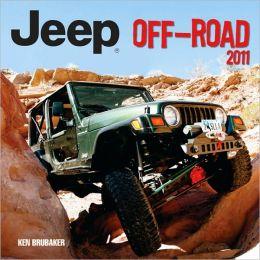 2011 Jeep Off-Road Wall Calendar