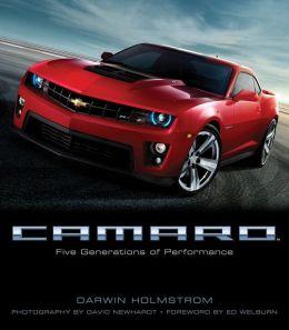 Camaro: Five Generations of Performance