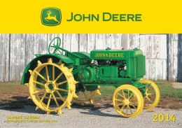 John Deere 2014: 16 Month Calendar - September 2013 through December 2014
