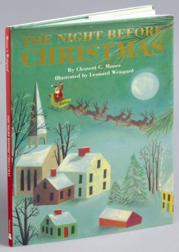 Leonard Weisgard's The Night Before Christmas