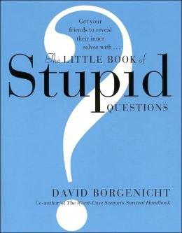 The Little Book of Stupid Questions David Borgenicht