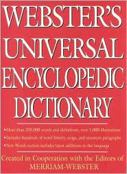 Webster's Universal Encyclopedia Dictionary