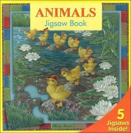 Animals: Jigsaw Book