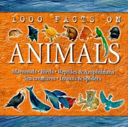 1000 Facts on Animals