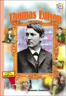 Thomas Edison (History Maker Bios Series)