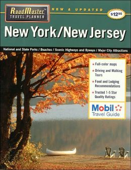 Roadmaster Travel Guides: New York/New Jersey, 2004