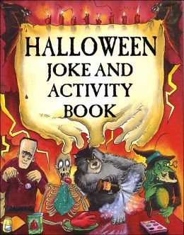Halloween Joke and Activity Book