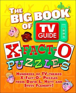 The Big Book of TV Guide X-Fact-O Puzzles