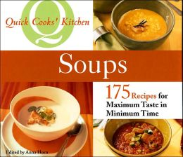 20-Minute Meals (Quick Cooks' Kitchen Series)