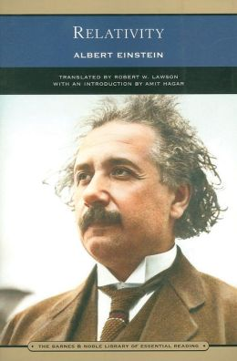 Relativity: The Special and the General Theory (Barnes & Noble Library of Essential Reading)
